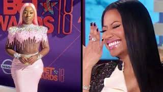 Spice Bashed for Videoing Remy Ma and Papoose While Nicki Minaj performed at the BET AWARDS