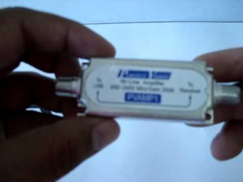 Amplificador de se al youtube - Amplificador de antena ...