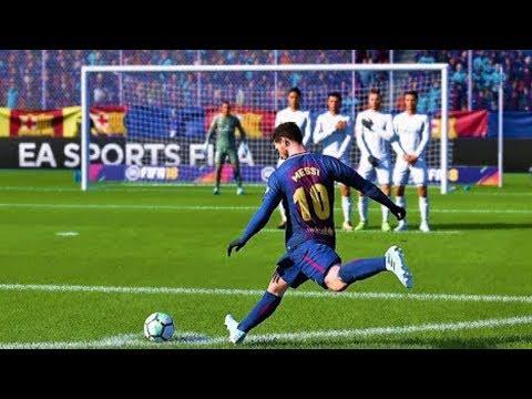 ЛУЧШИЕ ГОЛЫ НЕДЕЛИ #19 FIFA 18 l BEST GOALS OF THE WEEK