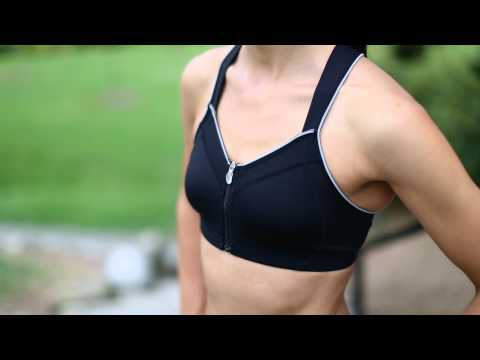 Grace II Sports Bra by Moving Comfort
