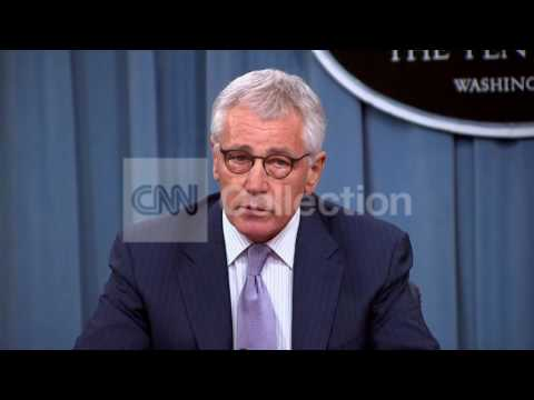 PENTAGON BRFG:HAGEL- HOSTAGES NOT THERE