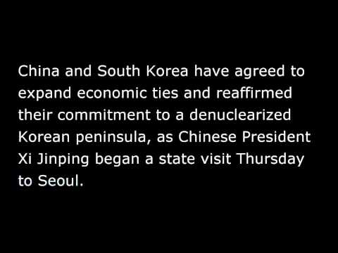 VOA news for Friday, July 4th, 2014