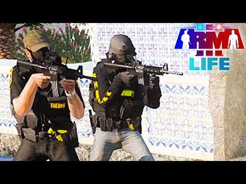 Arma 3 Life Police #66 - Zombies Overrun Compound