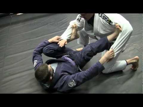 Spider Guard Omoplata Drill | The Jiu Jitsu Laboratory Image 1