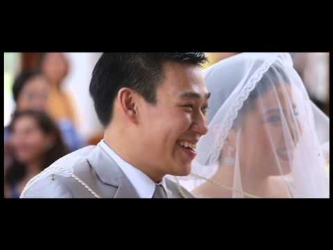 STEVE AND ELEONOR WEDDING : SAME DAY EDIT by Jason Magbanua