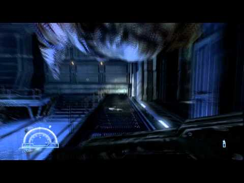 Aliens vs Predator 3 Walkthrough Part 5 Marine Nightmare mission 5 Max Detail HD