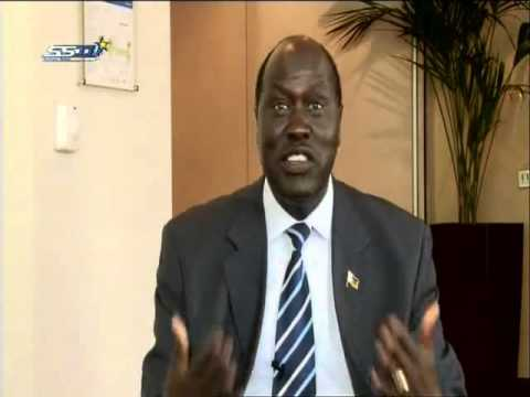 South Sudan Radio and television