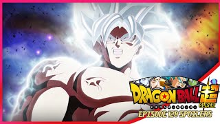 DBS Episode 128 Spoiler/Summary! Dragon Ball Super Episode 128 Image Reveals!