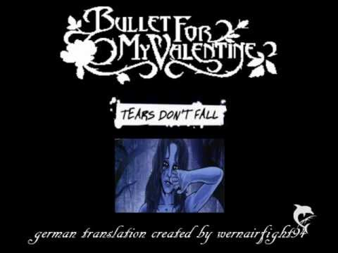 Bfmv Tears Don't Fall & German Lyrics On Screen video