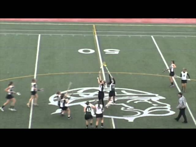 Girls Lacrosse Draw Control Tip