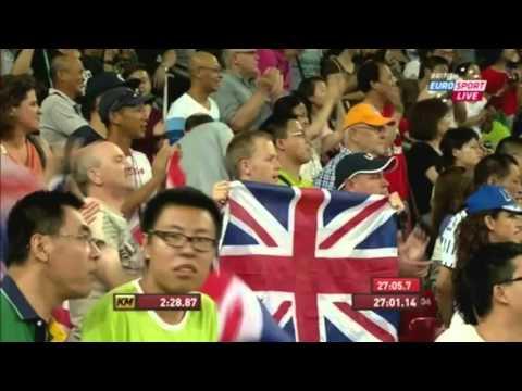 Mo Farah Wins 10000m Final IAAF World Championship Beijing 2015