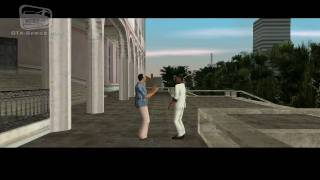GTA Vice City - Walkthrough - Mission #23 - Cop Land (HD)