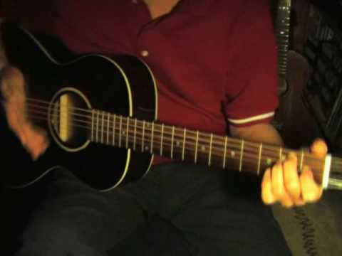 Blues in the key of E Lesson - Fingerpicking - Rocks and Gravel/Part 1 - Mance Lipscomb - Free Tab -