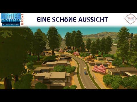 Eine schöne Aussicht | #CitiesSkylines [PS4/ XBox] German | S2E57