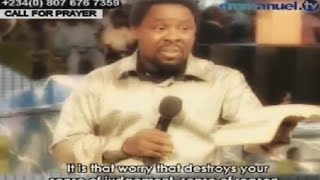 SERMON: OUR FOCUS By TB Joshua. Emmanuel TV