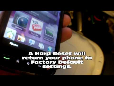 HTC HD2 Lock Screen / Hard Reset: I get royally pissed off!
