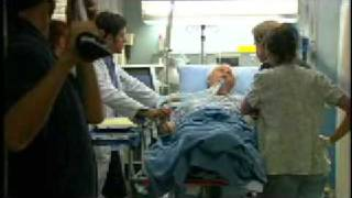 ER - S15E14 - Behind the scenes