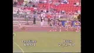 Kelly Holmes, Sonia O'Sullivan & Yvonne Murray - 1500m Gateshead 1995