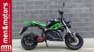 Artisan EV0 (2019)   Electric Motorbike Review