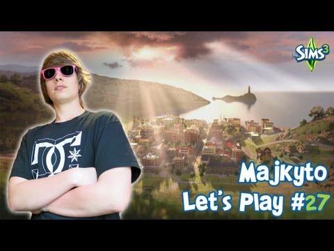 The Sims 3 ► Let's Play Česky ► #27 ► Thomas ^^ ► Majkyto