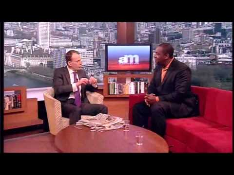 Lenny Henry 2011 interview with Andrew Marr
