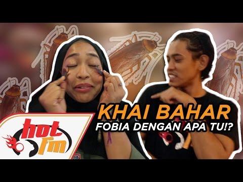 Download Lagu Khai Bahar takut lipas sampai tergolek weii! - #SaraCabar MP3 Free