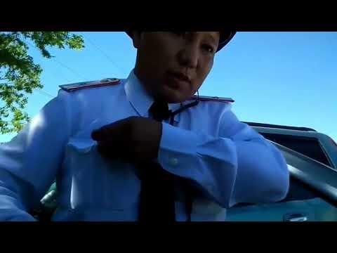Попытка задержания полицейскими журналиста Лукпана Ахмедьярова. г. Уральск 23 июня 2018г.