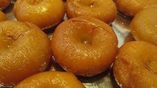 Badusha or Badhusha or Baadhusha Sweet (in tamil)