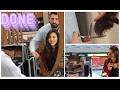 Vlog:Buyaka,Kuaför+Saç önerileri+ÇEKİLİŞ