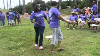 Funny Video | Obie D. Washington Family Reunion Musical Chairs 2013
