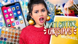 WHAT I GOT FOR CHRISTMAS 2017! | Luxury Big Christmas Presents