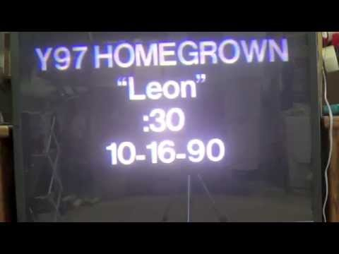 "Y97 ""Homegrown"" Radio Commercial from 1990 (Santa Barbara)"