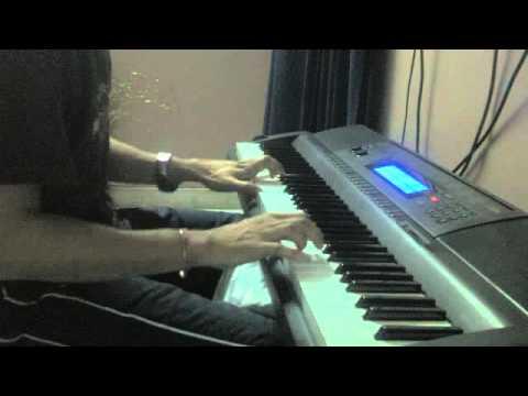 kya yahi pyar hai rocky (Piano)