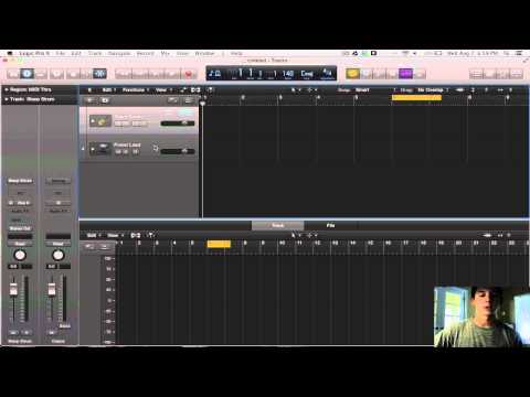 Logic Pro X Tutorial - Interface Basics