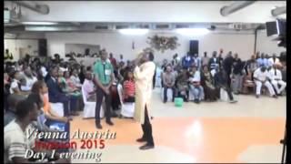 #Apostle Johnson Suleman (Prof) #A Time To Kill #2of2 #Vienna, Austria Invasion 2015