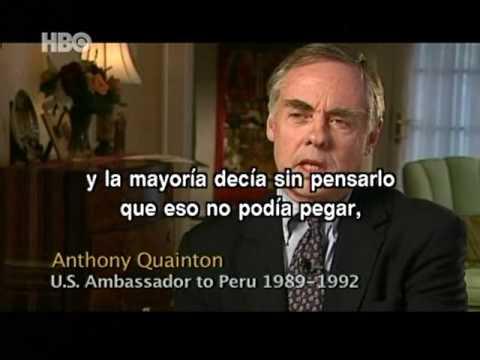 Alberto Fujimori   Documental de Ellen Perry  HBO   1