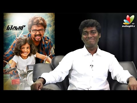 Director Atlee: Theri Deals With Women's Safety    Vijay. Samantha   Interview