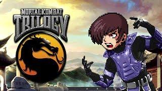 [GAMEPLAY] Mortal Kombat Trilogy -Smoke, Warrior, Very Hard-