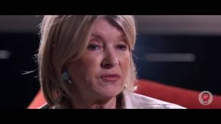 Daily FUEL // Martha Stewart- Founder + CCO Martha Stewart Living Omnimedia HD