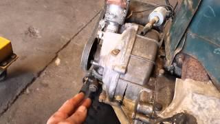 Subaru 360 Engine Tech