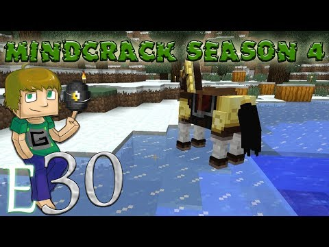 Minecraft MindCrack - S4E30 - My Riding Stables Life with Horses