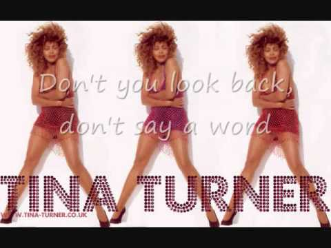 Tina Turner - I Will be There