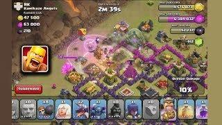 Clash of Clans ★ Clan Wars (Battle Day) [HQ]