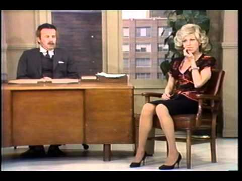 The Carol Burnett Show - The Intercom (the first Mr. Tudball and Mrs. Wiggins)