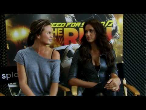 Need For Speed The Run And Sports Illustrated - Behind The Scenes (Part 1)
