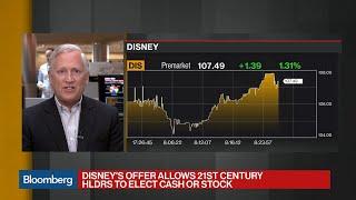Disney Boosts Fox Asset Offer to $38-a-Share