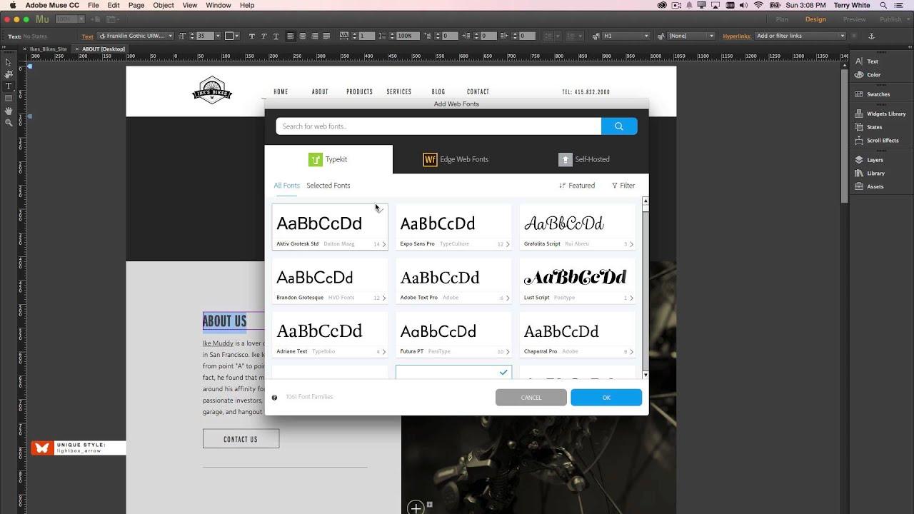 Adobe Muse cc 2015 Adobe Muse cc 2015 New