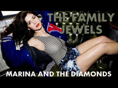 ♡ ''THE FAMILY JEWELS FULL ALBUM'' | MARINA AND THE DIAMONDS ♡