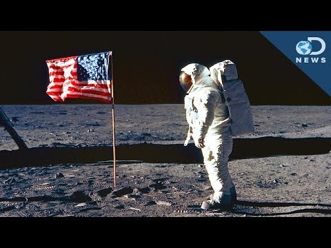 What Happened To The Flags On The Moon?