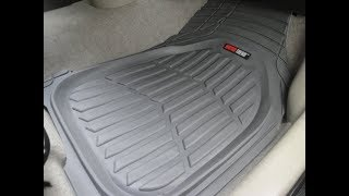 Universal Vinyl Floor Mats for your Car
